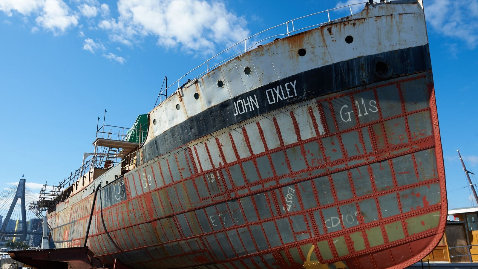 john oxley ship