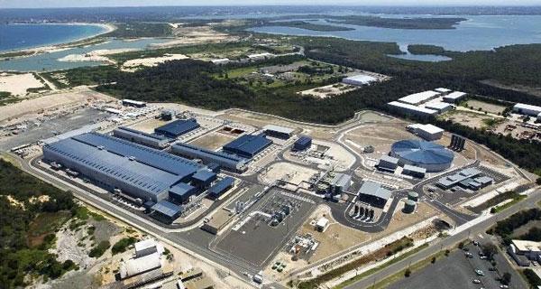 kurnell desalination plant